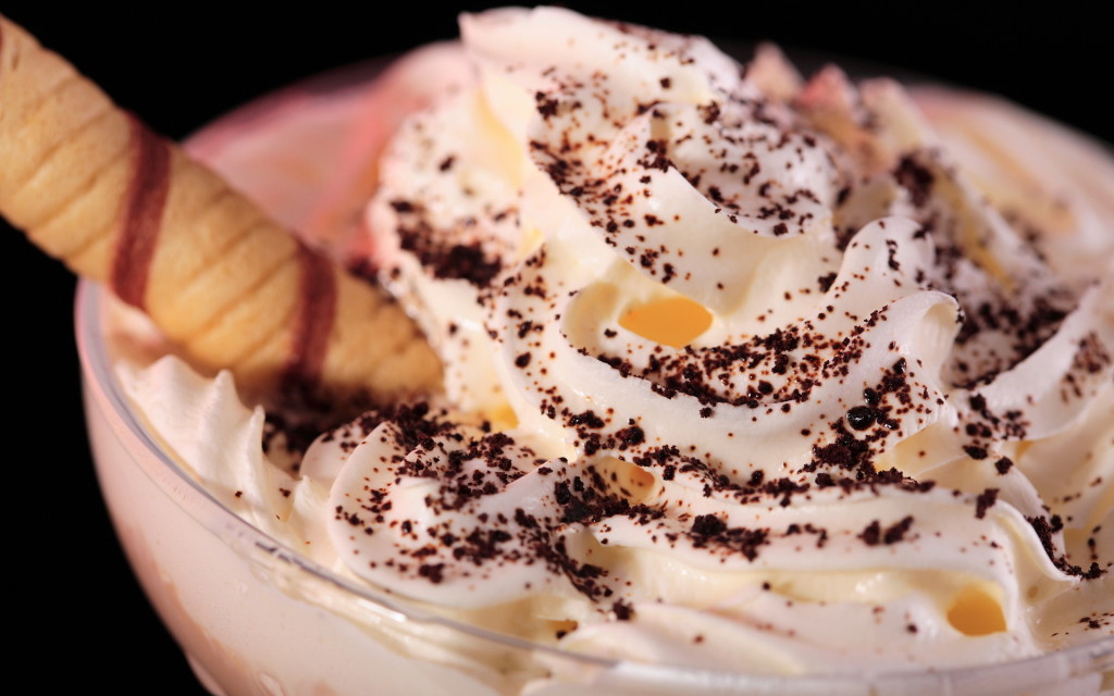 Delicious Vanilla Soft Ice Cream - Delicious Vanilla Soft Ice Cream