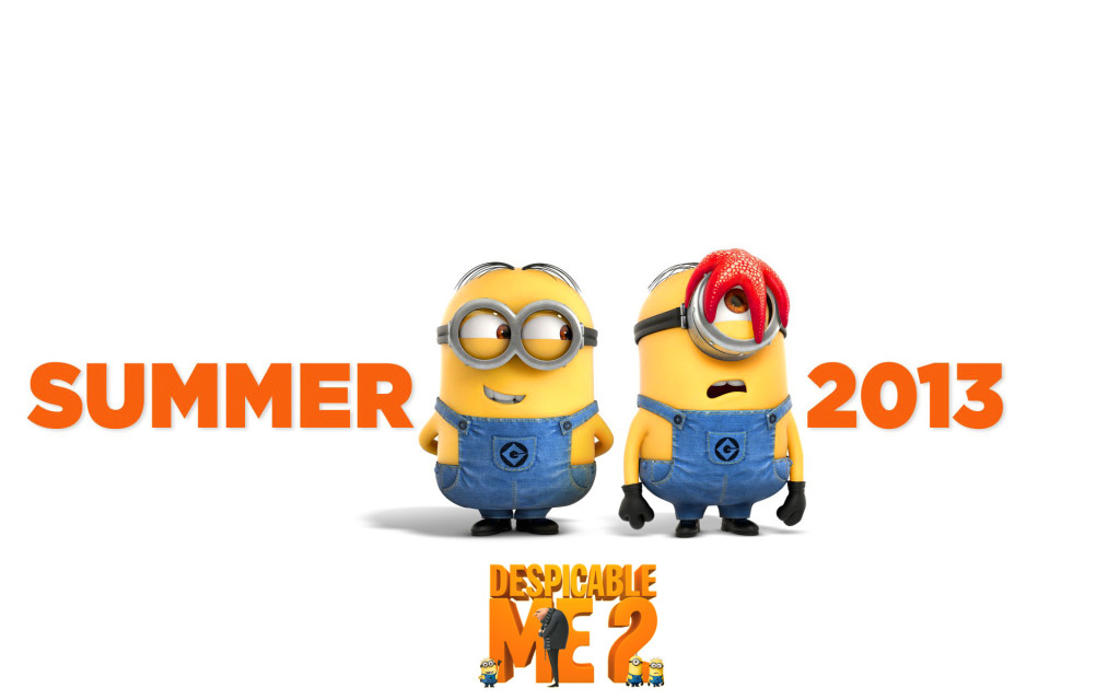 Despicable Me 2 Summer Family Movie - Despicable Me 2 Summer Family Movie