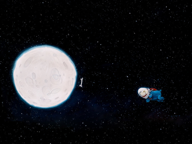 Doggy Flying To The Moon - Doggy Flying To The Moon
