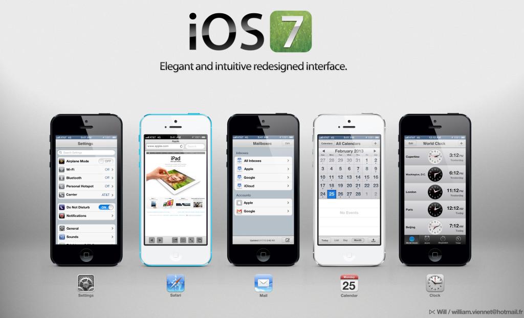 Elegant Interface IOS 7 Wallpaper - Elegant Interface IOS 7 Wallpaper