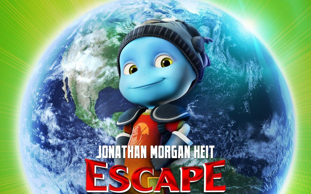Escape From Planet Earth Poster - Escape From Planet Earth Poster