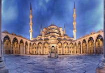 Istanbul Sultan Ahmed Mosque - Istanbul Sultan Ahmed Mosque