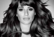 Lea Michele Waving Hair - Lea Michele Waving Hair