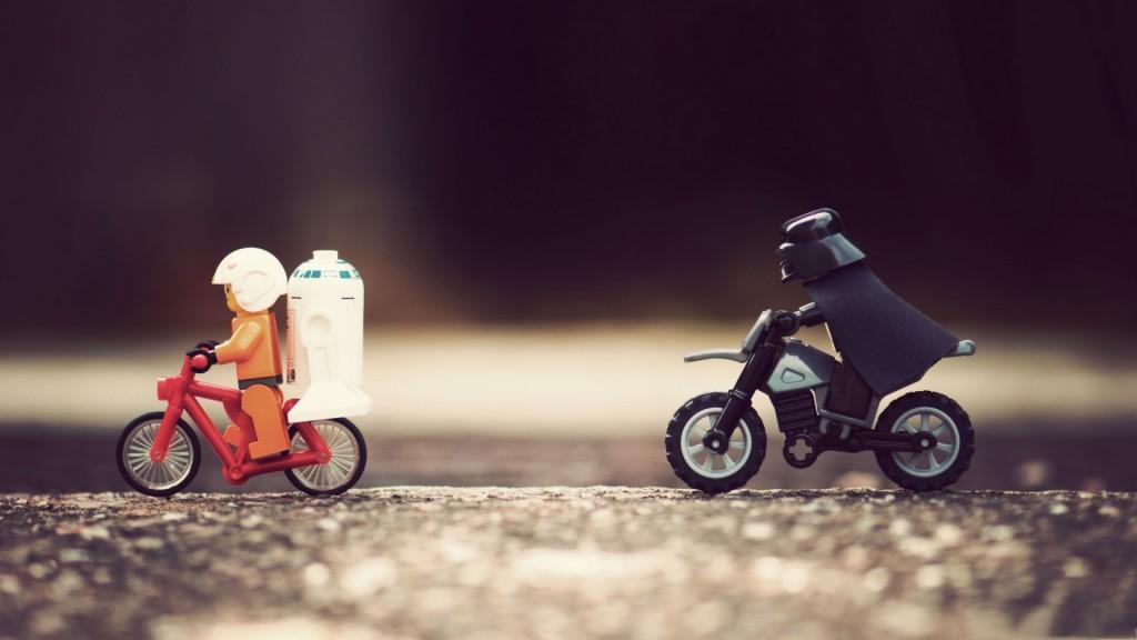 Lego Star Wars Ecounter HD Wallpaper - Lego Star Wars Ecounter HD Wallpaper