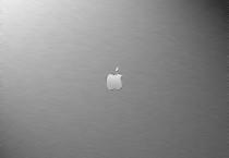 Leopard Mac Silver Background - Leopard Mac Silver Background