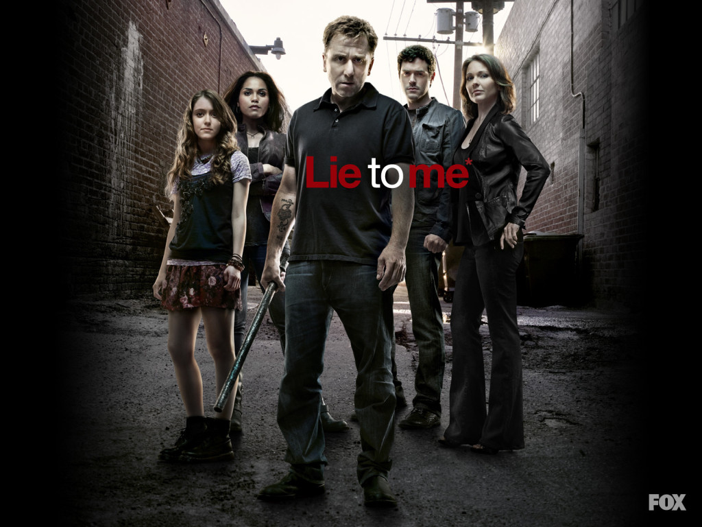 Lie To Me TV Show - Lie To Me TV Show