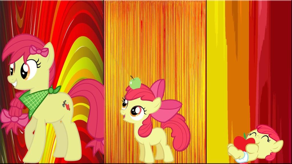 Little Bangs Horse Cartoon - Little Bangs Horse Cartoon