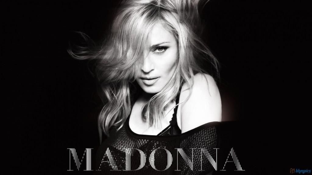 Madonna Black Wallpaper - Madonna Black Wallpaper