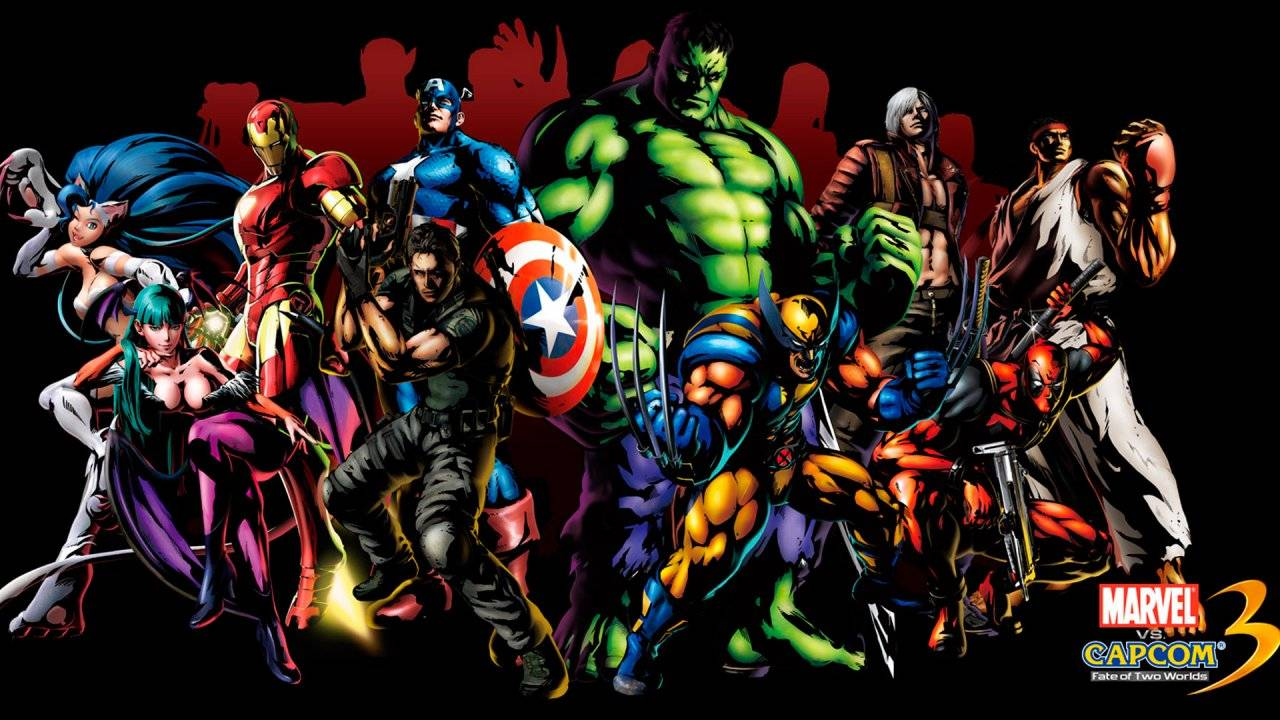 Marvel VS Copcom Pictures - Marvel VS Copcom Pictures