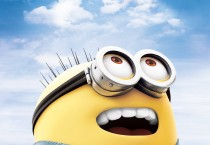 Minion Look Up To The Sky - Minion Look Up To The Sky