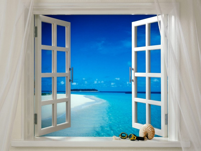 Open The Window Summer Breeze - Open The Window Summer Breeze