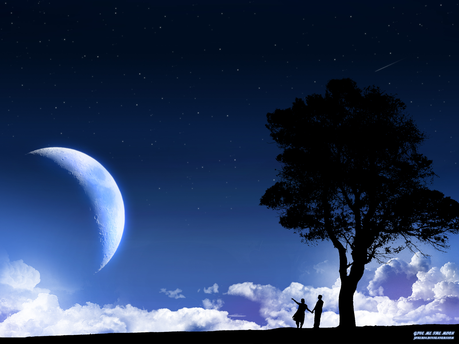 Romantic Sickle Moon - Romantic Sickle Moon