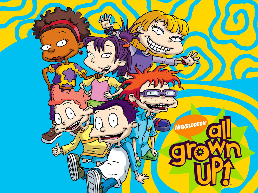 Rugrats Grown Up Picture - Rugrats Grown Up Picture