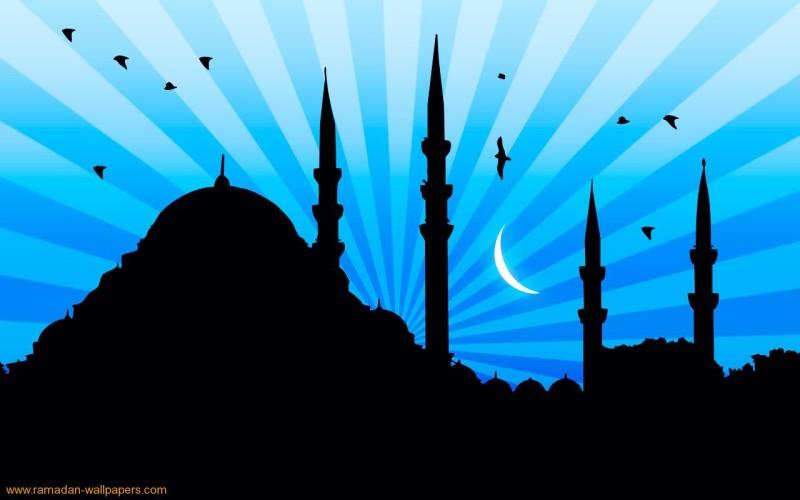 Shining Mosque Wallpaper - Shining Mosque Wallpaper