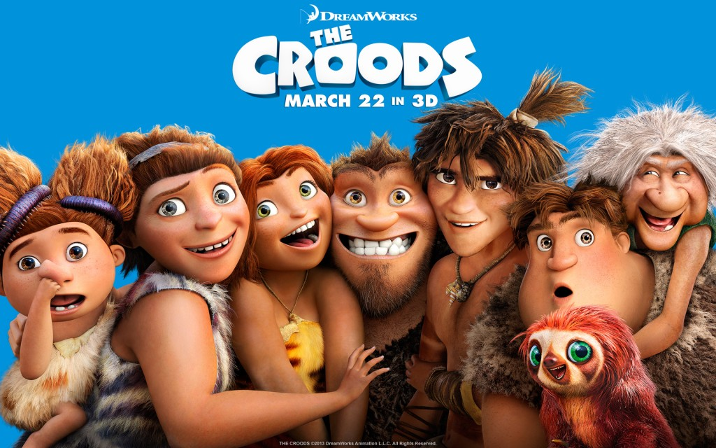 The Croods Family - The Croods Family
