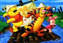 The Pooh Family Pirates Adventure - The Pooh Family Pirates Adventure