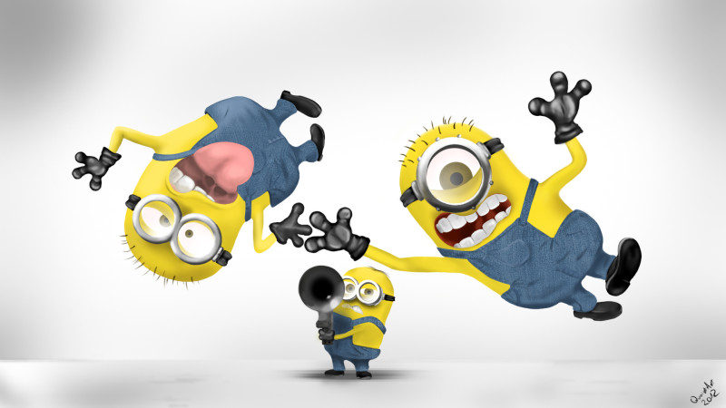 Utter Minions Despicable Me - Utter Minions Despicable Me