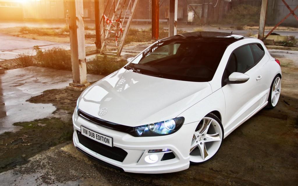 Volkswagen Scirocco DUB Edition - Volkswagen Scirocco DUB Edition