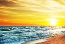 Warmth Beach Sunrise - Warmth Beach Sunrise
