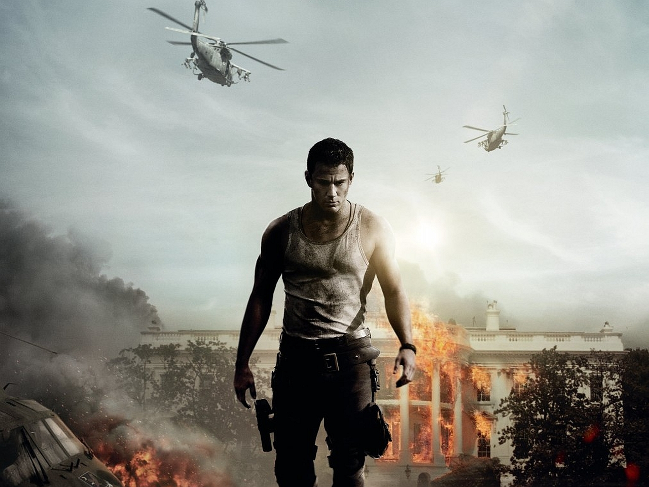 White House Down 2013 - White House Down 2013