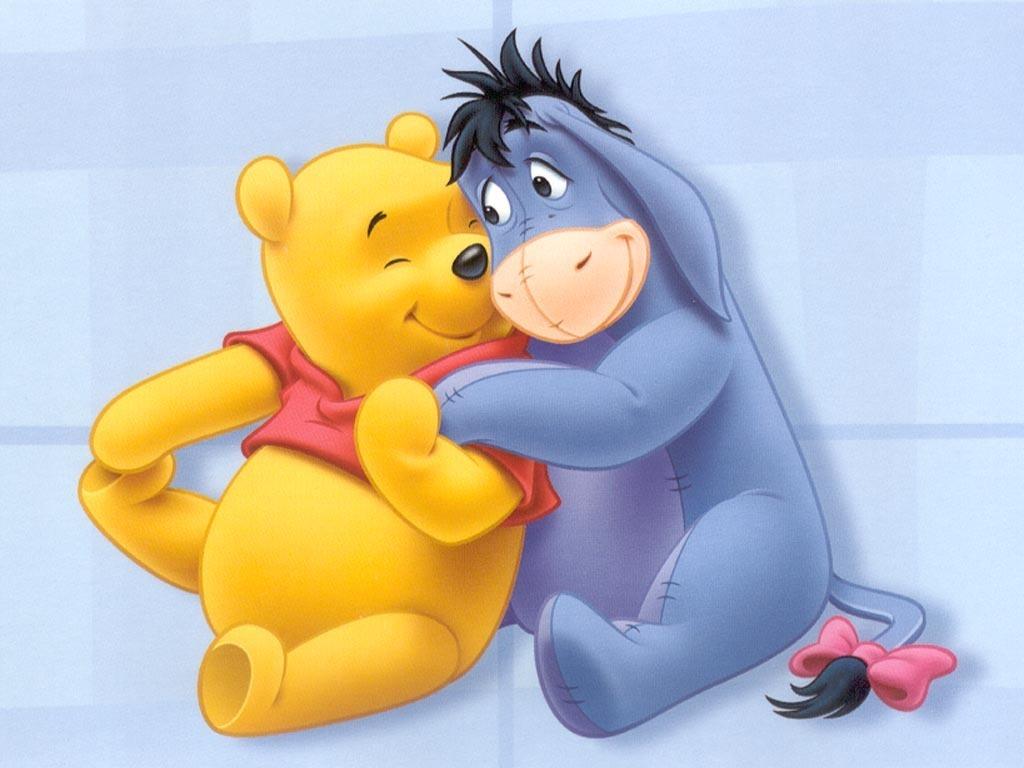 Winnie The Pooh And Eeyore - Winnie The Pooh And Eeyore