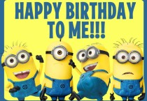 Minions Happy Birthday - Minions Happy Birthday