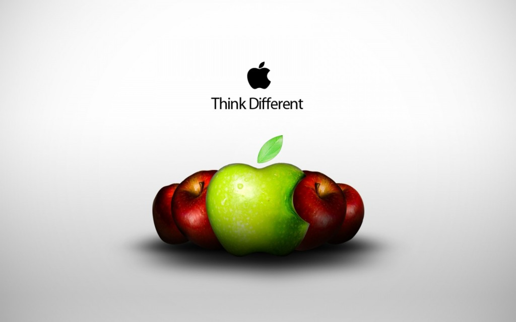 Apple Think Different - Apple Think Different