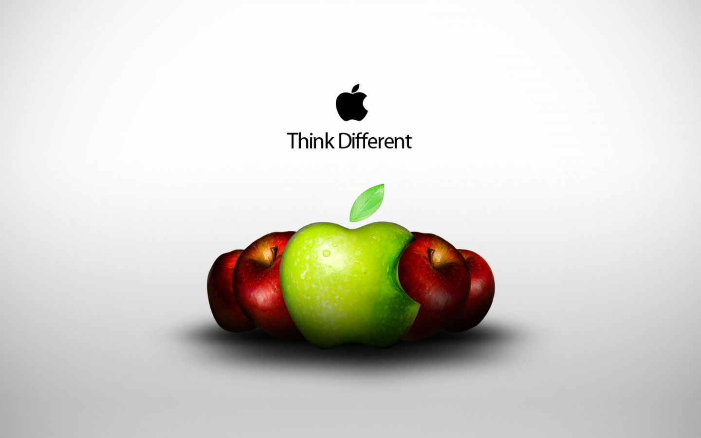 Apple Think Different Creative