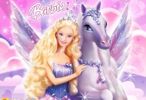 Barbie And Unicorn - Barbie And Unicorn