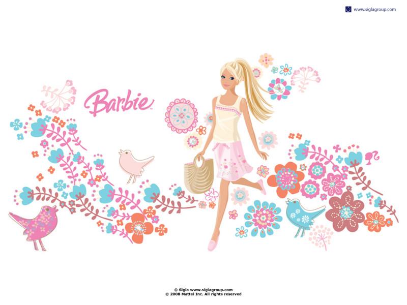 Barbie Cute Desktop - Barbie Cute Desktop