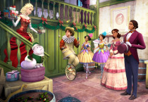 Barbie Princess The Movies - Barbie Princess The Movies