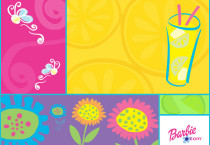 Barbie Themes Wallpaper - Barbie Themes Wallpaper