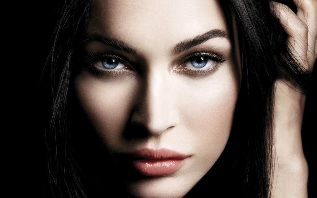 Blue Eyes Megan Fox - Blue Eyes Megan Fox
