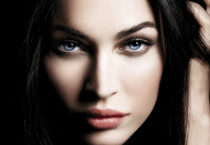Blue Eyes Megan Fox - Blue Eyes Megan Fox