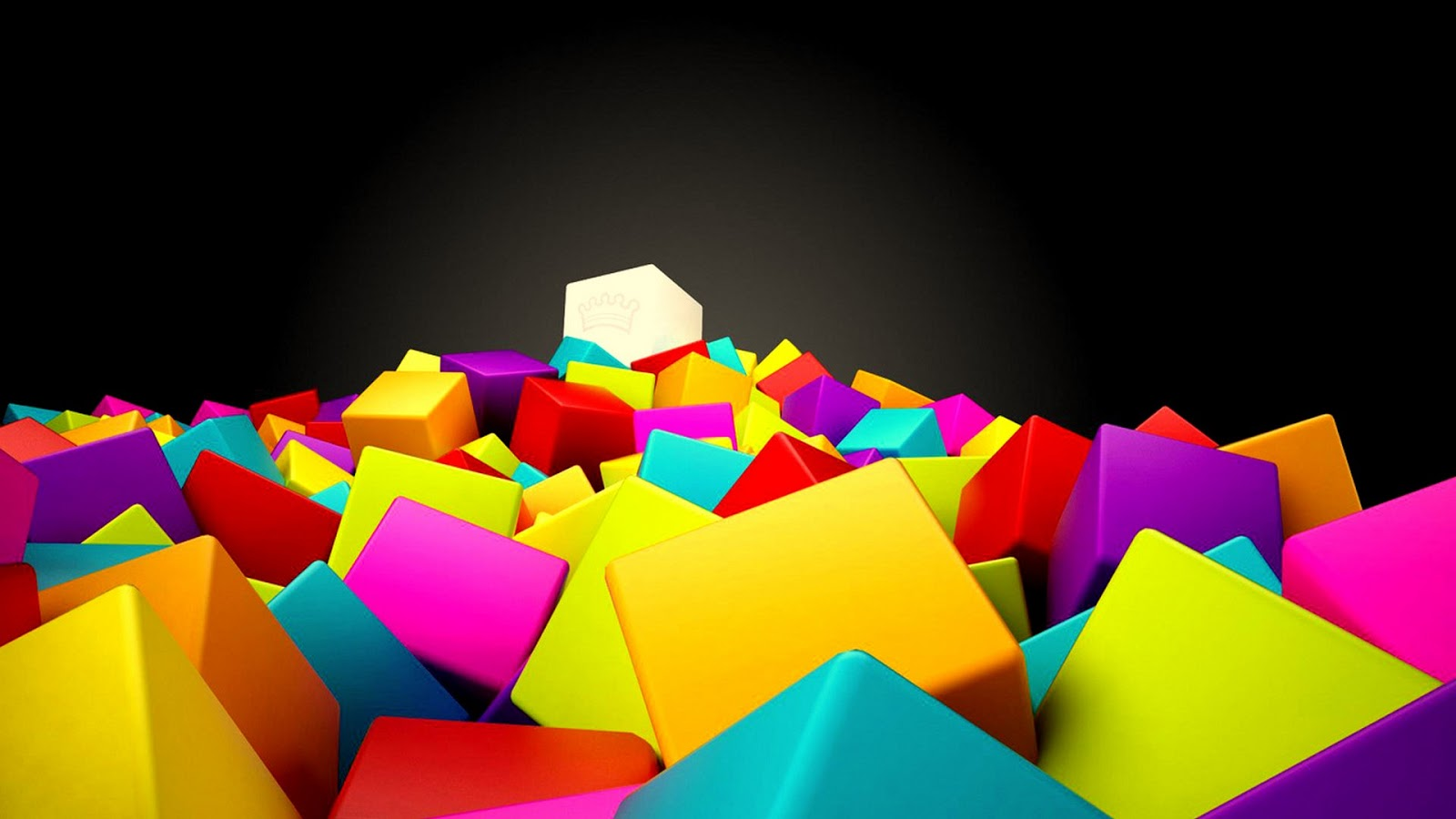 Colorful Box Wallpaper - Colorful Box Wallpaper