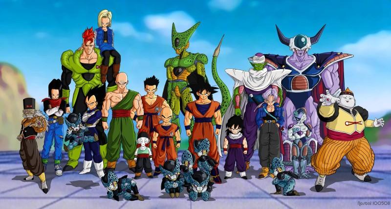 Dragonball Family - Dragonball Family