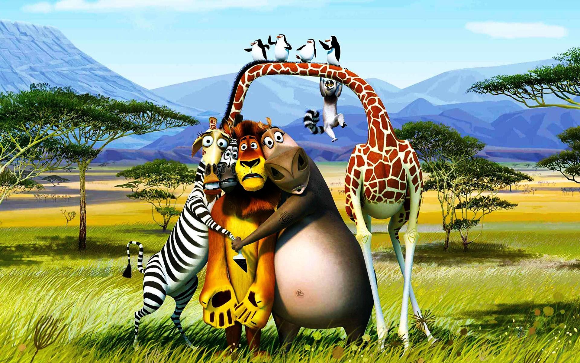 Escape To The Madagascar 3D - Escape To The Madagascar 3D