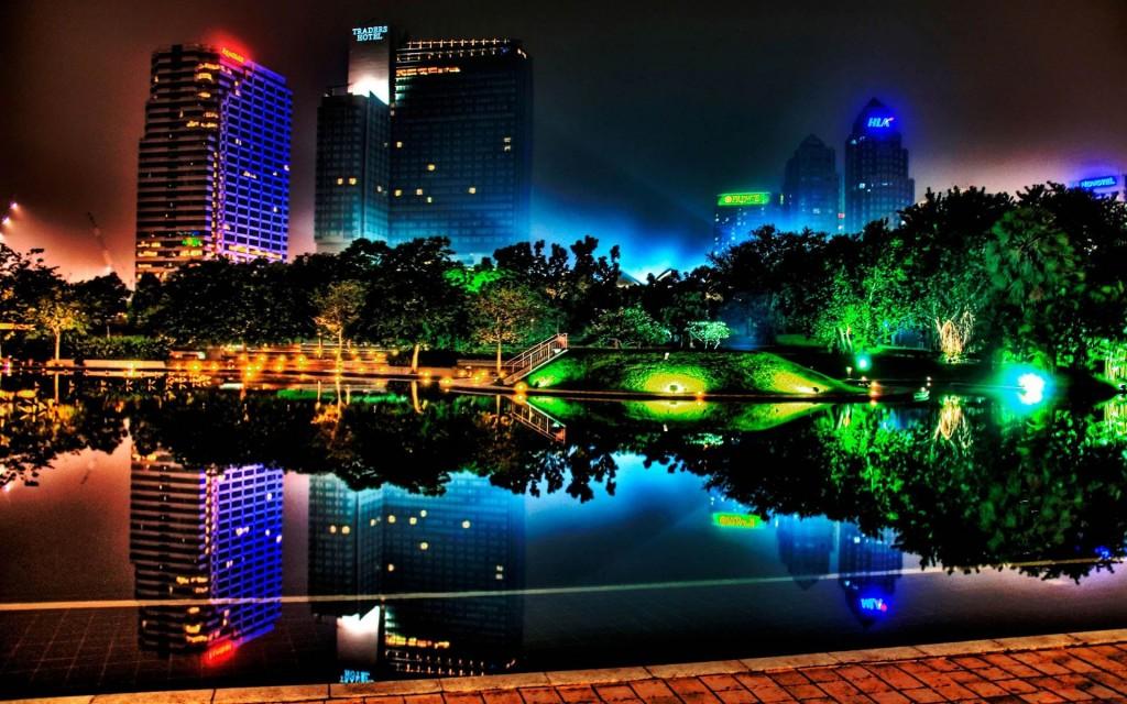 Exotic Night City - Exotic Night City
