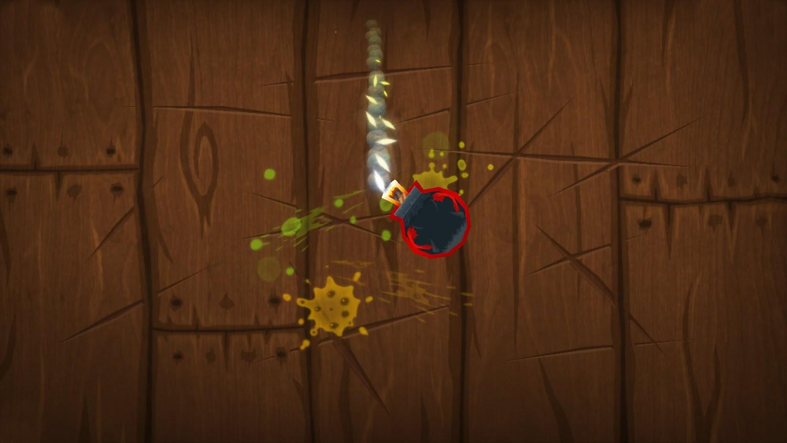Fruit Ninja Bombs - Fruit Ninja Bombs