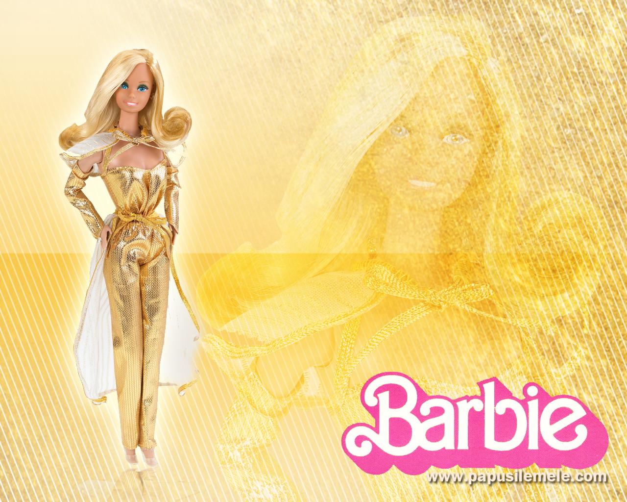 Golden Barbie Princess - Golden Barbie Princess