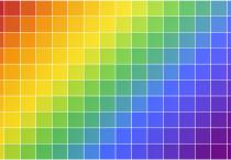 Iphone Rainbow Gradation Wallpaper - Iphone Rainbow Gradation Wallpaper