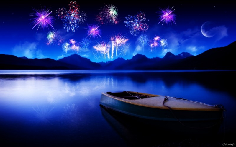 New Year On The Boats - New Year On The Boats