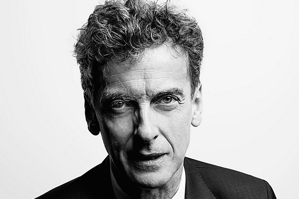Peter Capaldi Grey HD - Peter Capaldi Grey HD