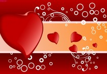 Red Shaped Of The Heart - Red Shaped Of The Heart