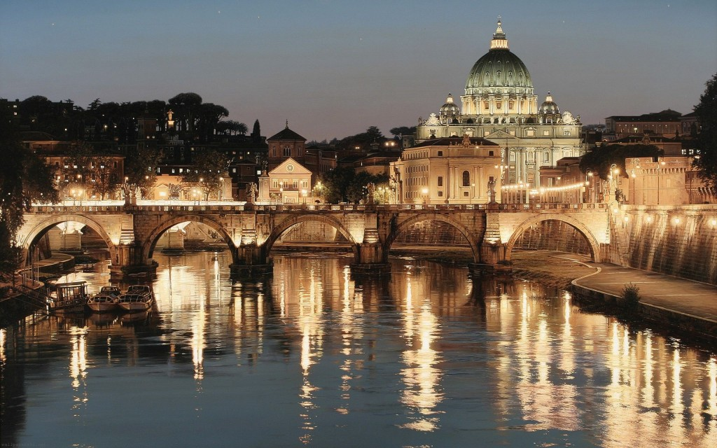 Rod Chase St. Peter's Basilica Rome City - Rod Chase St. Peter's Basilica Rome City