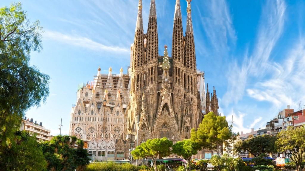 Sagrada Familia Barcelona Spain - Sagrada Familia Barcelona Spain