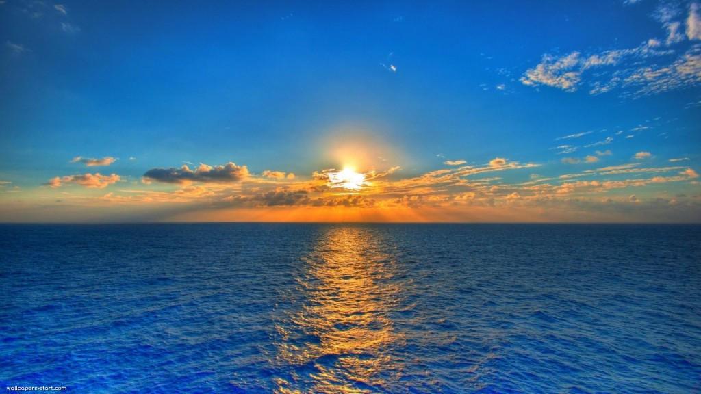 Summer Sunset On The Sea - Summer Sunset On The Sea