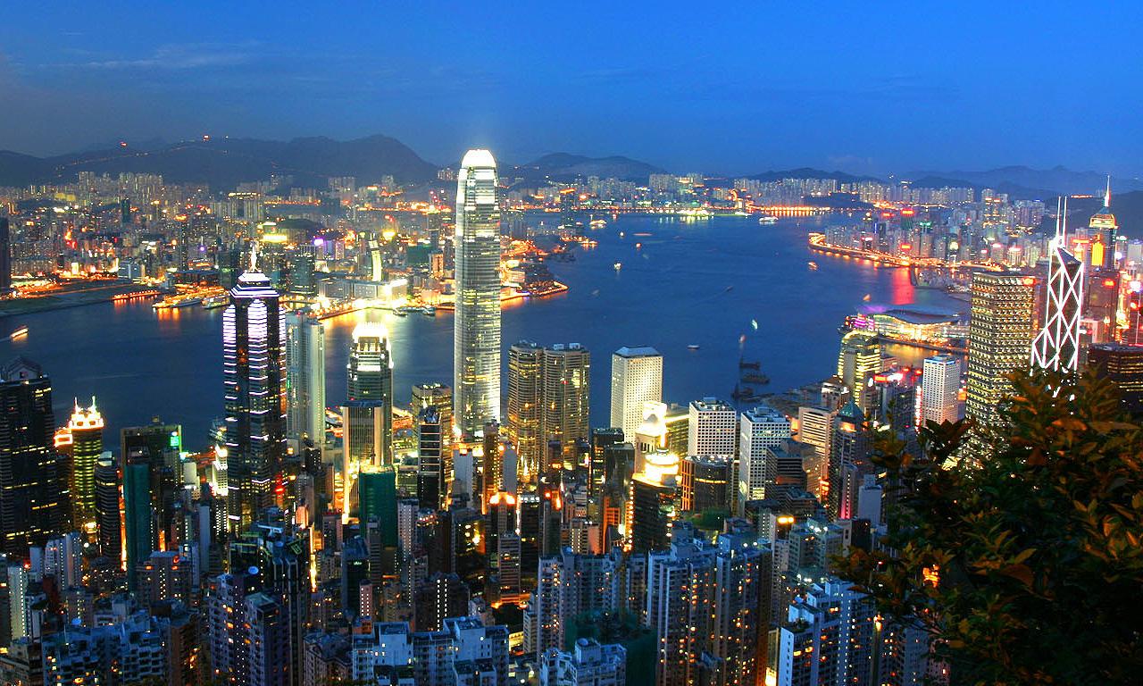 Beautiful Hongkong Dawn - Beautiful Hongkong Dawn