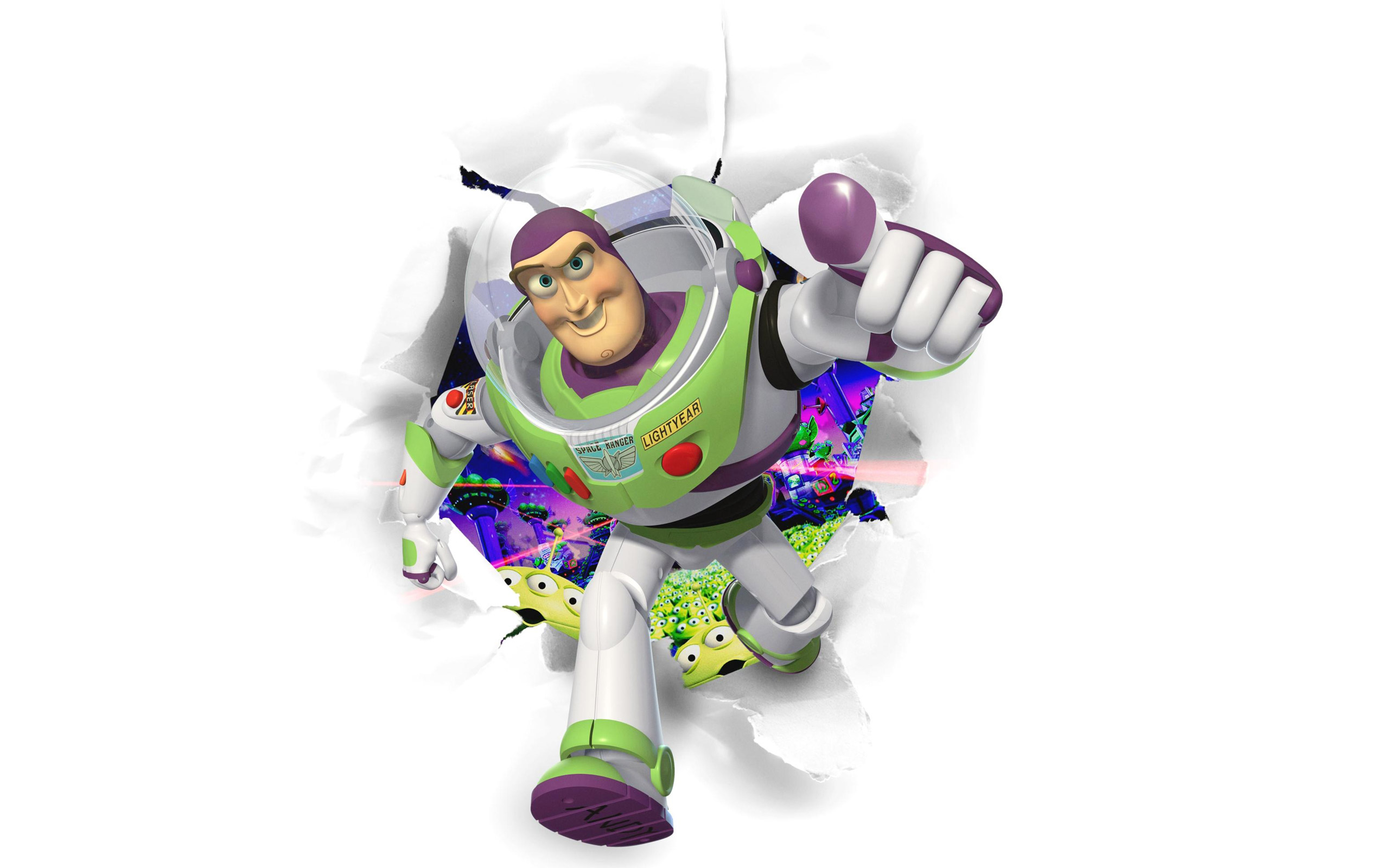 Buzz Toy Story Digital Art