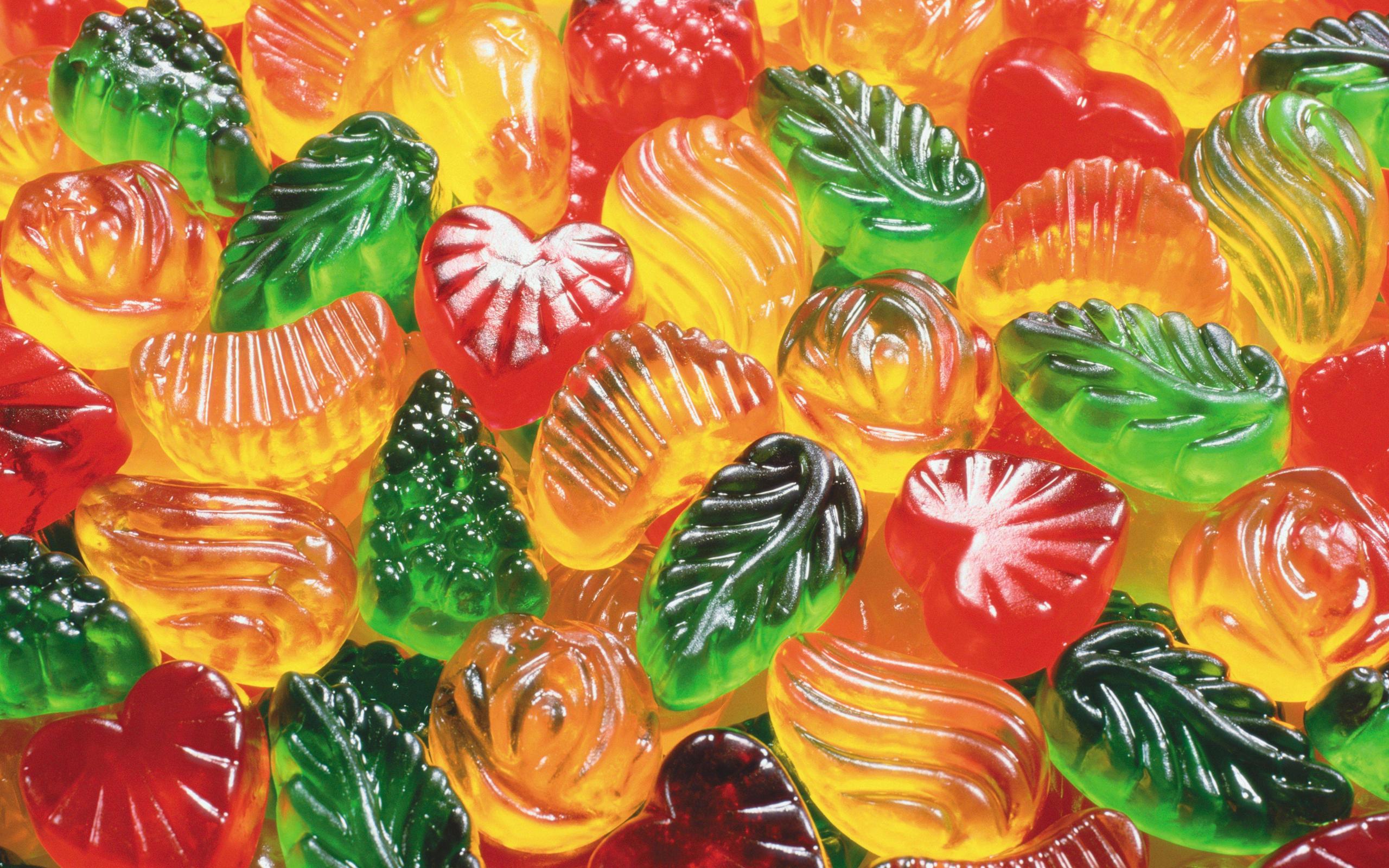 Chewy Fruity Candies - Chewy Fruity Candies